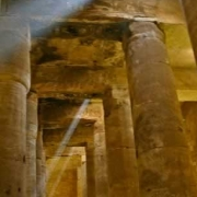 Abydos Light Rays