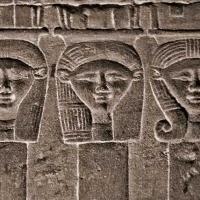 Hathor at Dendera Temple