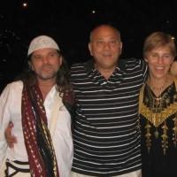 Mana, Emil Shaker and Jane Bell