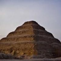 Pyramid Saqqara