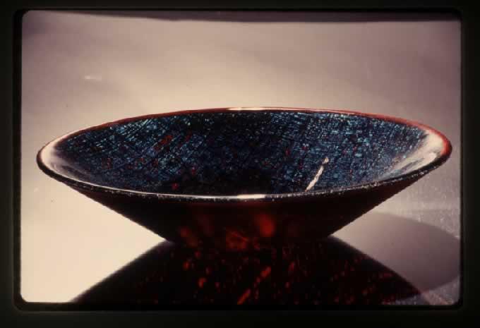 Liquid Metal Bowl