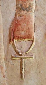 Anhk, sacred key of life, Ancient Egypt