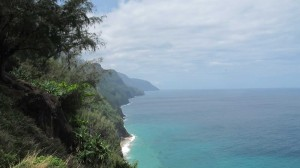 Divine Child Retreat location, Moloa'a, Kauai