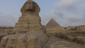 Sphnix Giza Plateau, Egypt