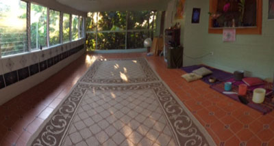 Divine Light Sanctuary sacred space